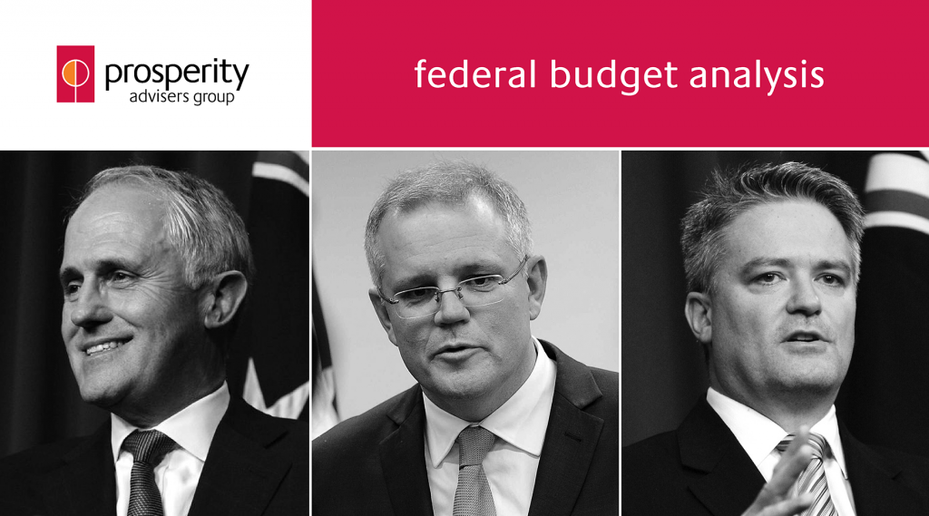 Federal Budget 2016: Living within our means…or robbing Peter to pay Paul? Image