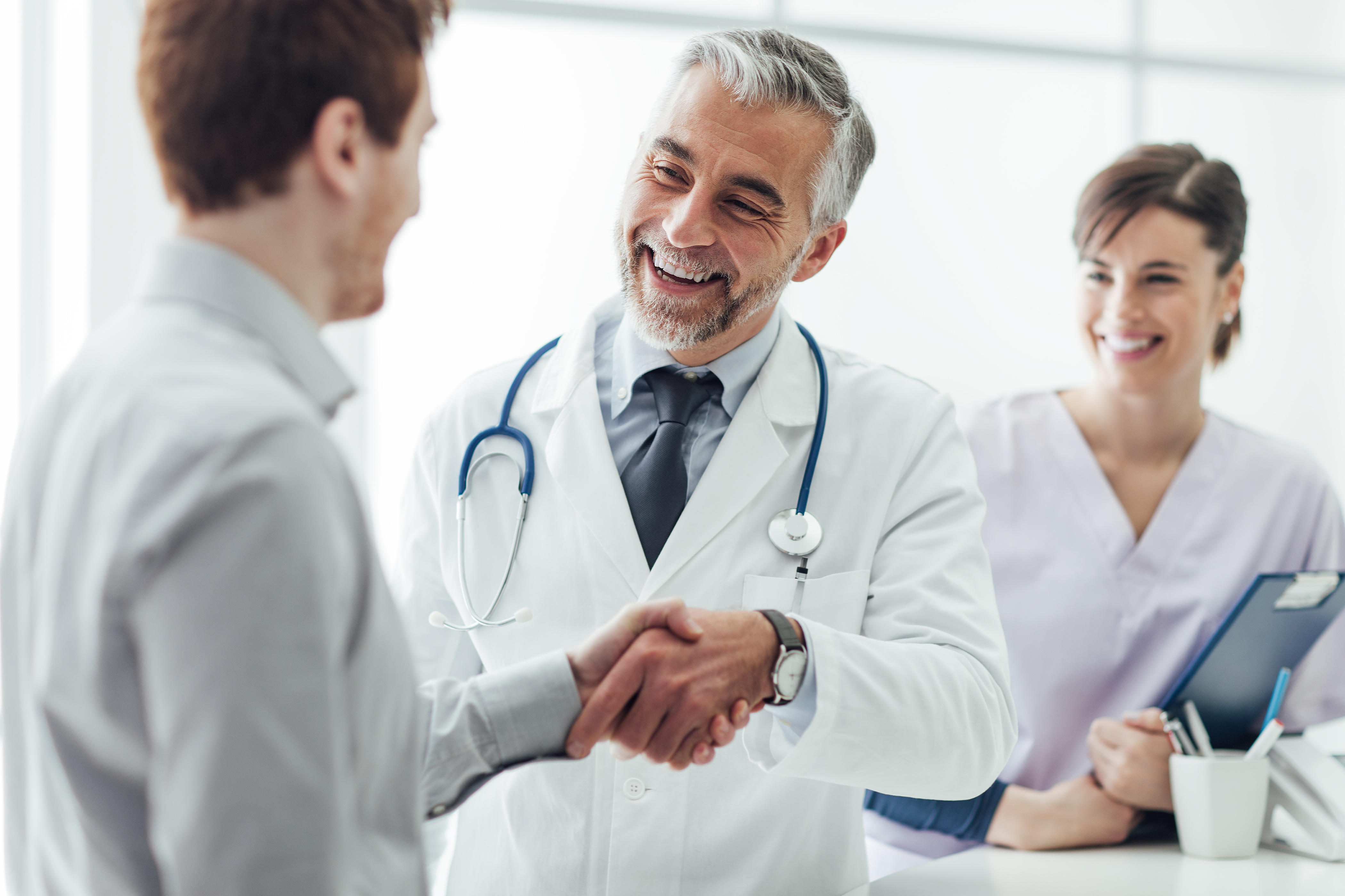 Will a new model of primary care deliver better results? Image
