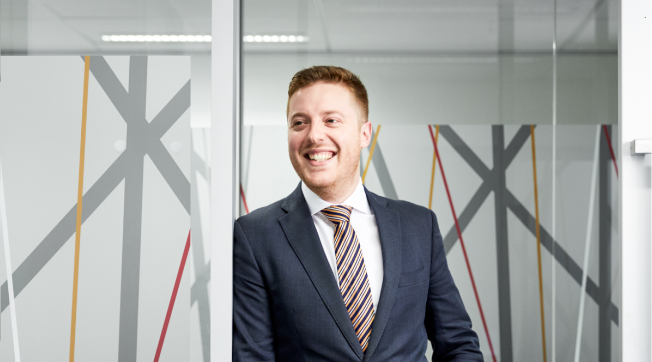 Alex Hardy named as International Emerging Leader by Institute of Internal Auditors Image